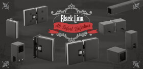 NEUHEIT - Duschbeschläge BLACKLINE by Fonsegrive