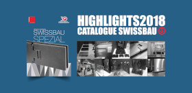 CATALOGUE SWISSBAU 2018
