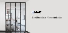 Industrial Trennwandsystem Broschüre