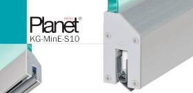 Nouveauté Planet ! Joints à abaissement KG-MinE-S10