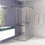 Sliding door systems for showers
