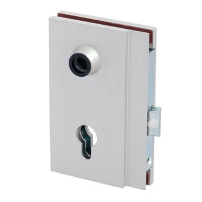 Aluminium HELVETIA lock