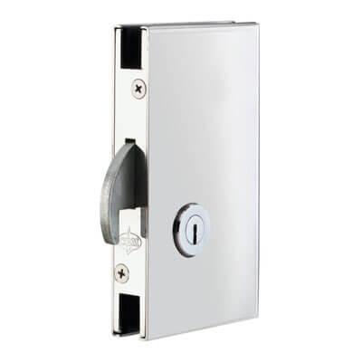 Stainless-steel PL lock for sliding door