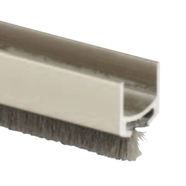 Dust protection & brush profiles