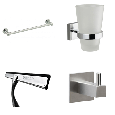 Bathroom & other accessories