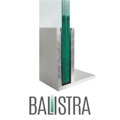 Brüstungsprofil BALISTRA F