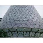 Glass façade system SADEV