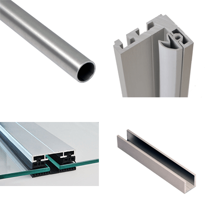 Profiles, tubes & bars