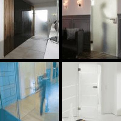 Complete revolving door systems DORMA