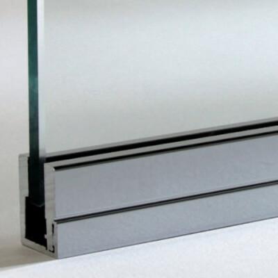 profile f r festverglasung. Black Bedroom Furniture Sets. Home Design Ideas