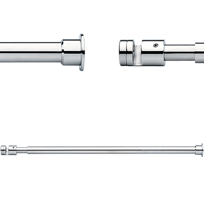 Telescopic stabilization bars