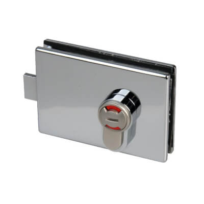 Locks for showers and toilets