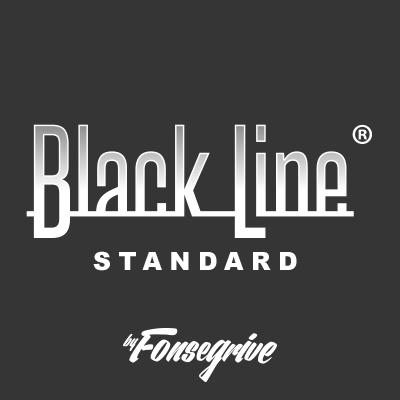 Ferrements pour douche BlackLine Standard