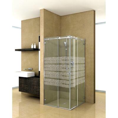 Système de porte coulissante pour douches Colcom Hip-Zac