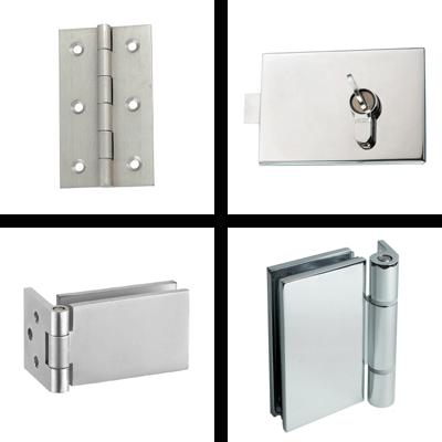 Ausstattungen für Türen, Fenster und Ausstiege