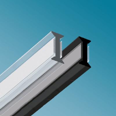 Verbindungsprofile für Festverglasungen