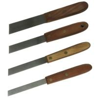 Kittmesser Form SCHWEIZ, Klinge 12 mm breit, rostfrei