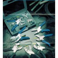 Set Gehrungsschere in Koffer für Dichtungen aus Plastik