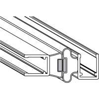Magnetdichtungsprofile 90° für Pendeltüren