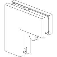 Winkelverbinder für Oberlicht-Seitenteil