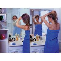 Selbstklebende Antibeschlagsfolie für Badezimmerspiegel