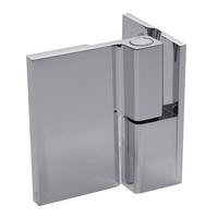 Duschtürscharnier Crossover CL, DIN rechts, nach aussen öffnend SOLANGE VORRAT