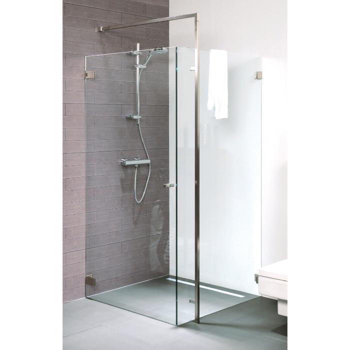 walk in douche show square avec porte pour montage dans l 39 angle ou entre deux murs. Black Bedroom Furniture Sets. Home Design Ideas